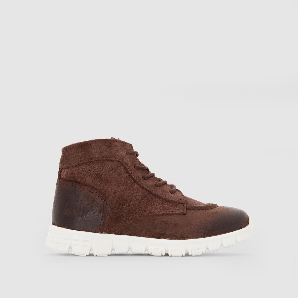 Ботинки кожаные Marcelo