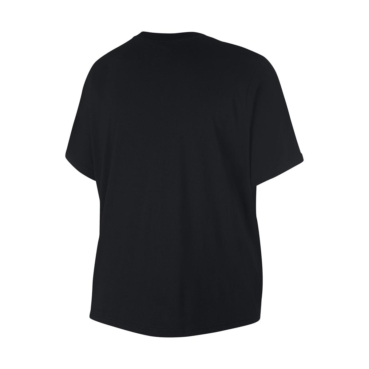 Imagen secundaria de producto de Camiseta con cuello redondo estampado y logotipo delante - Nike