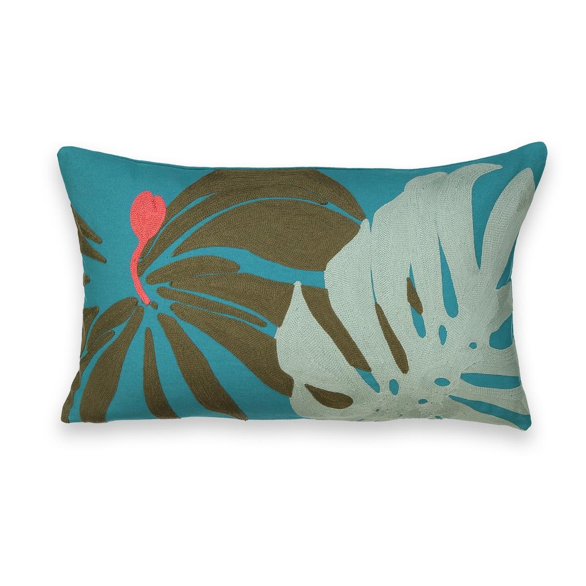 Чехол на подушку BRAZILIA с вышивкой