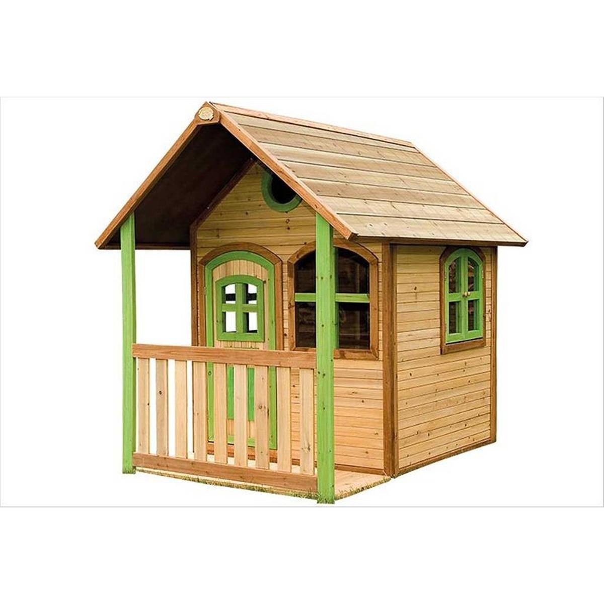 Maisonnette pour enfant en bois Alex