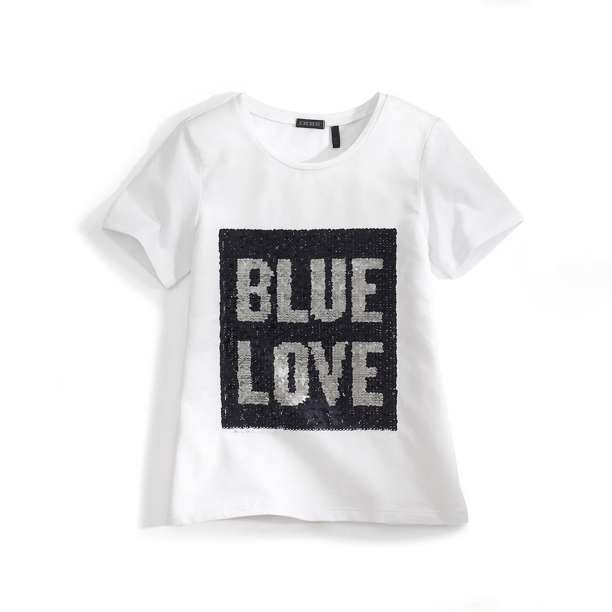 Футболка ''BLUE LOVE'', 3-14 лет