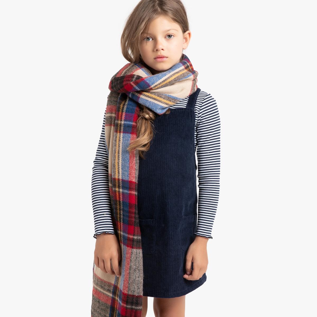 Комплект из вещей - La Redoute Футболка и платье 10 лет - 138 см синий
