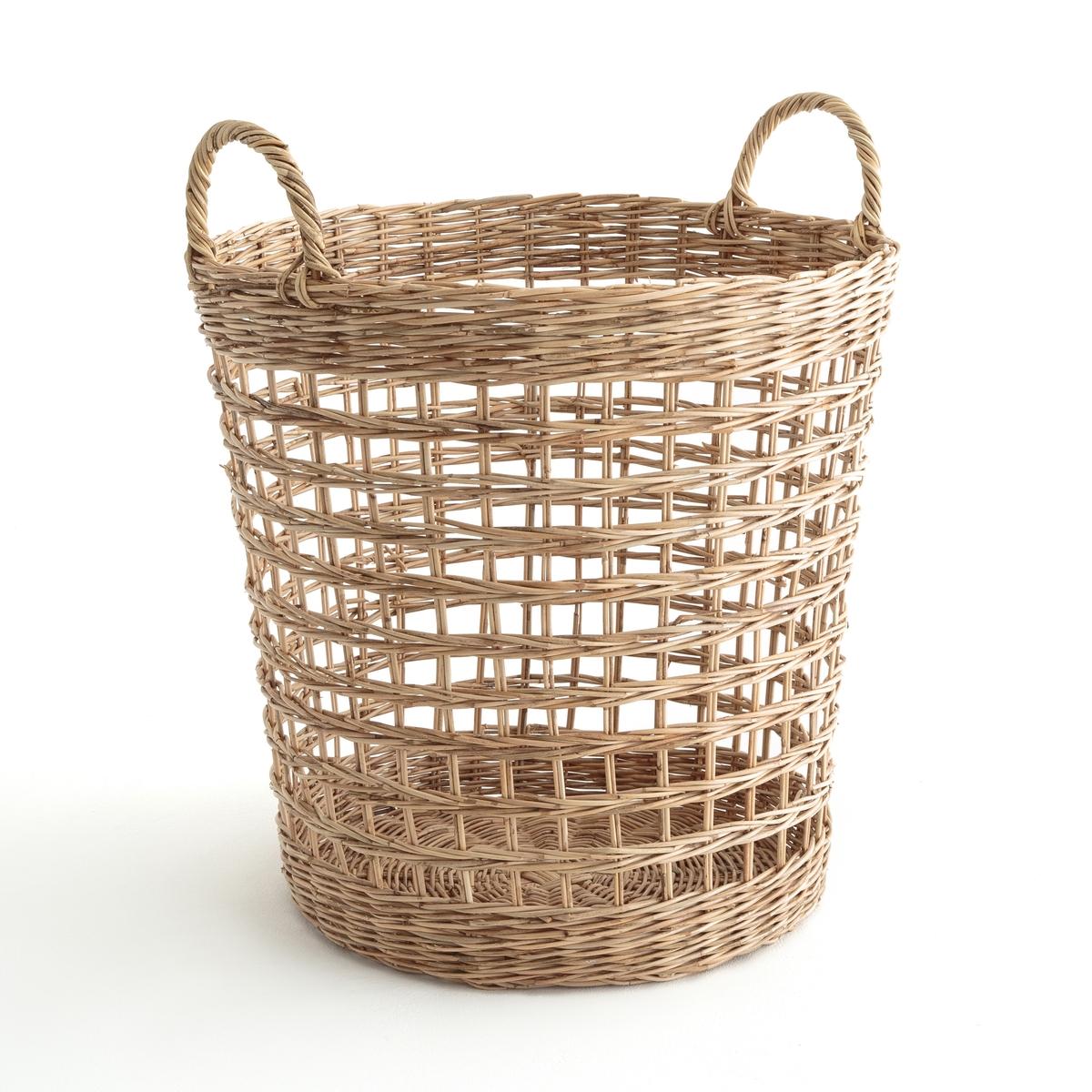 Корзина из ротанга, Rotino [супермаркет] иномат импорт jingdong офиса хранение корзины кухня хранение корзина отделка корзина корзина хранения pink