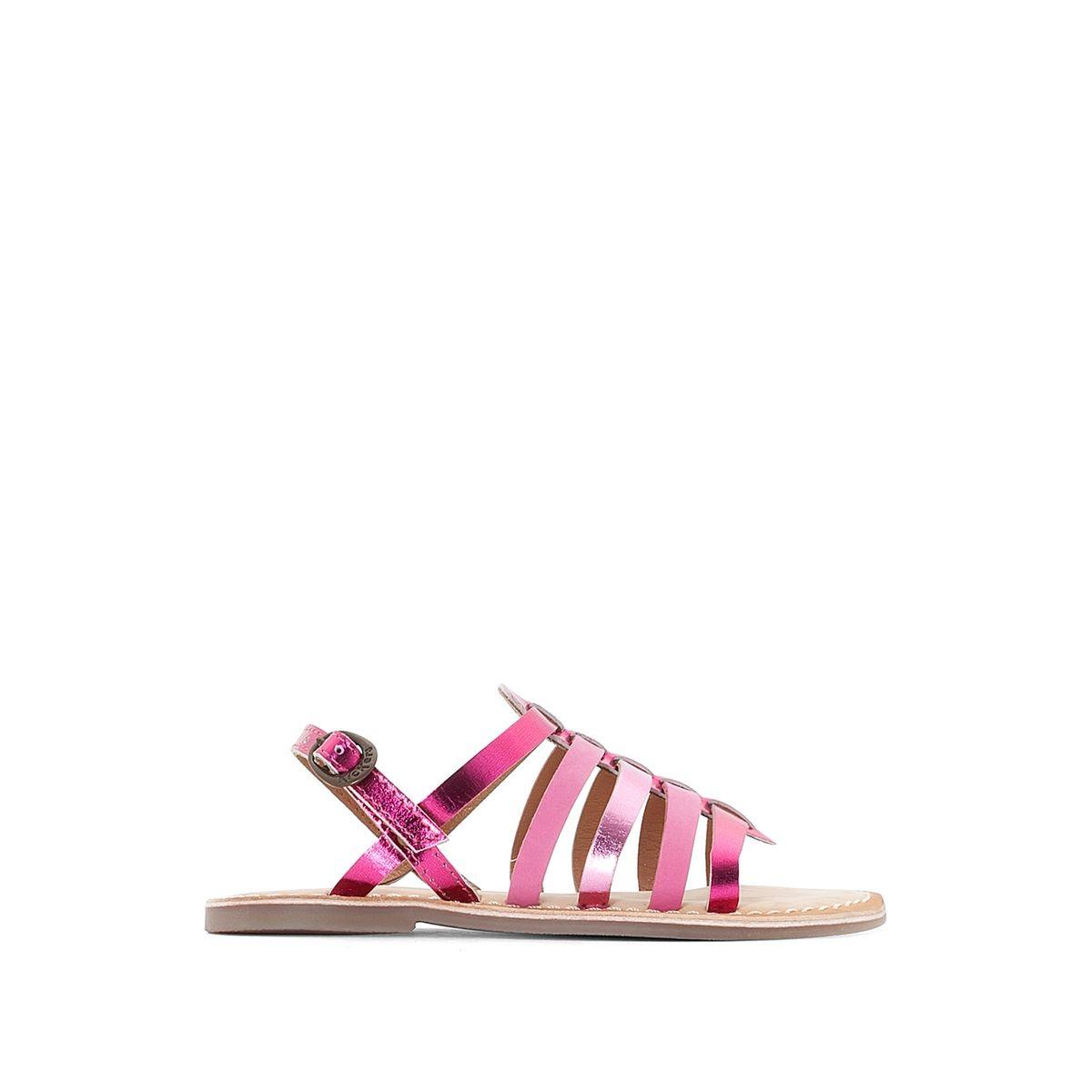 Sandales cuir DIXMILLION