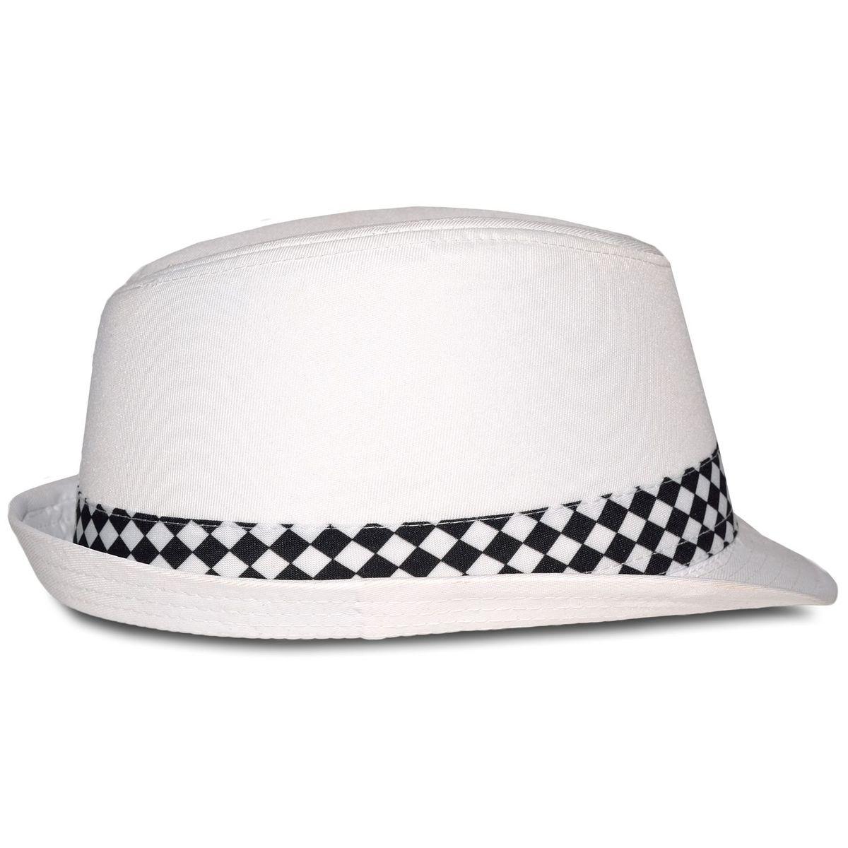 Chapeau trilby