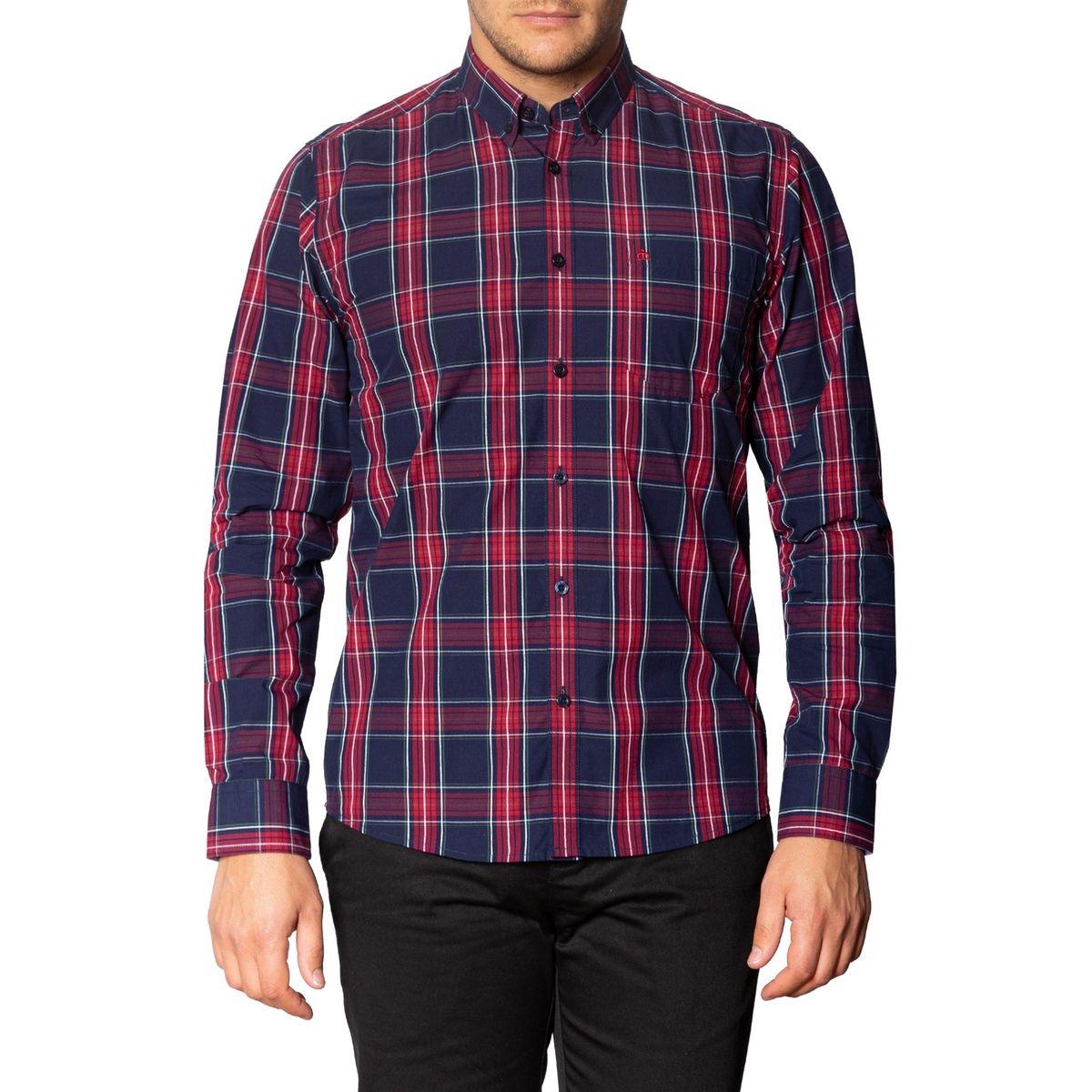 Chemise à carreaux HARCOURT
