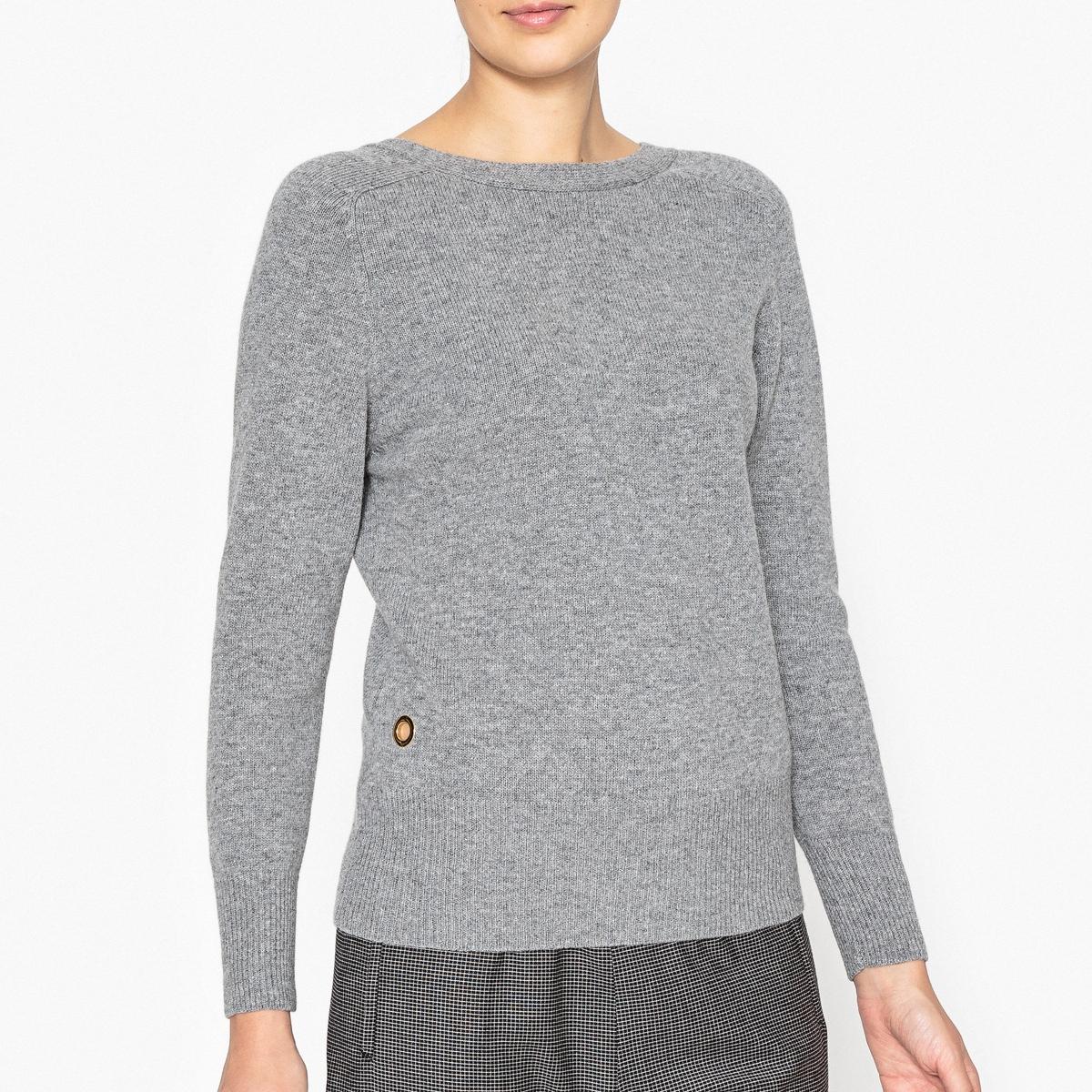 Пуловер из 100% шерсти BARCARDO