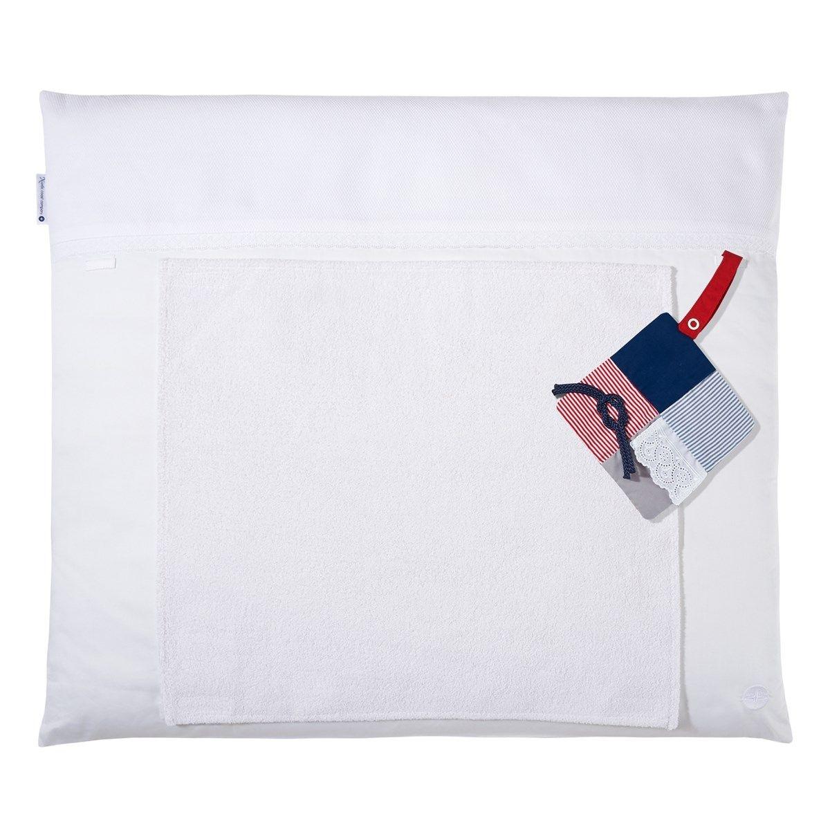 Matelas à langer 70x80 cm lavable avec serviette imperméable