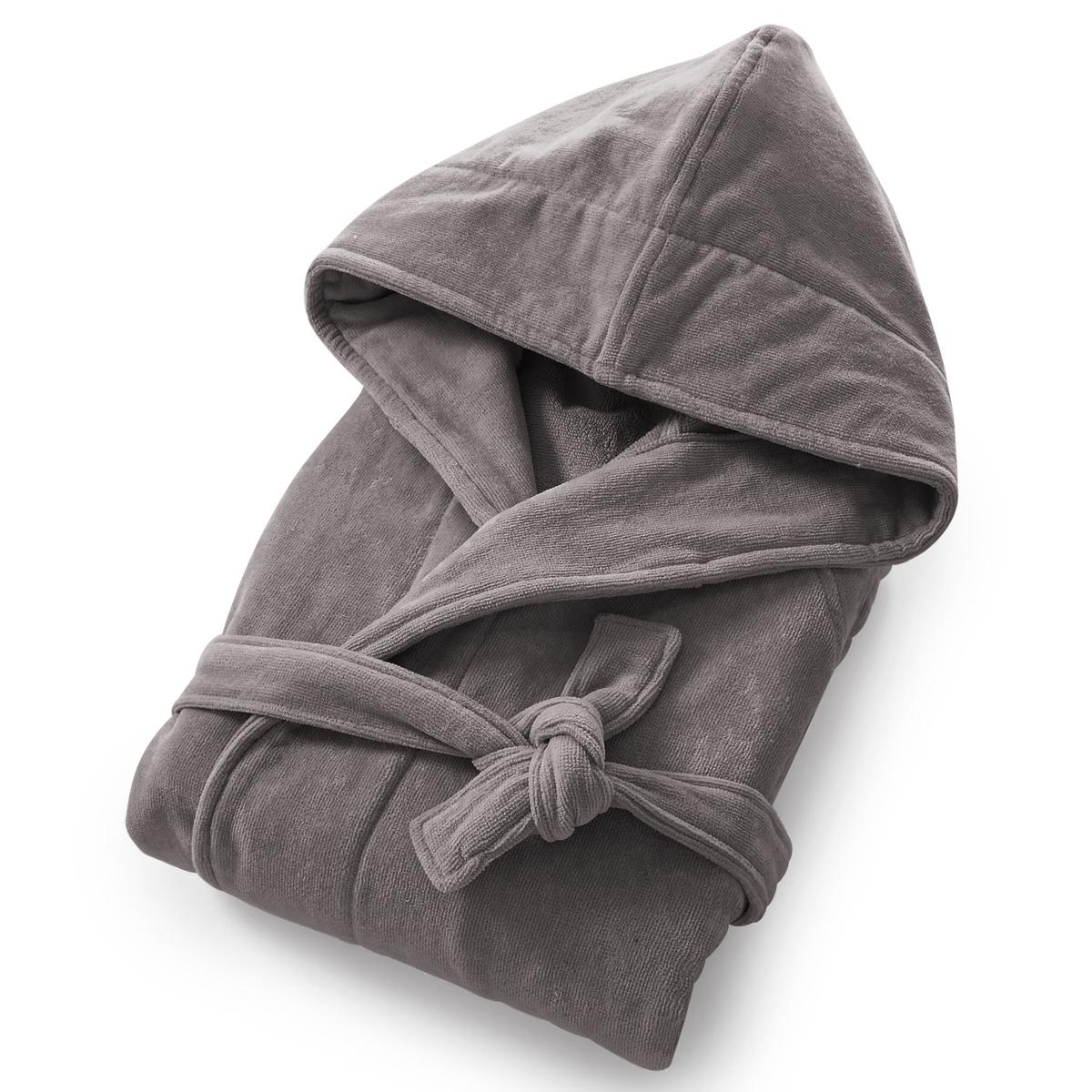 Пеньюар из махровой велюровой ткани 450 г/м², Качество Best наматрасник натяжной из эластичной махровой ткани 400 г м² с пропиткой из непромокаемого пвх