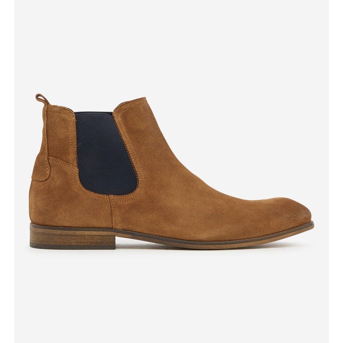Boots Chelsea Adrien Suède