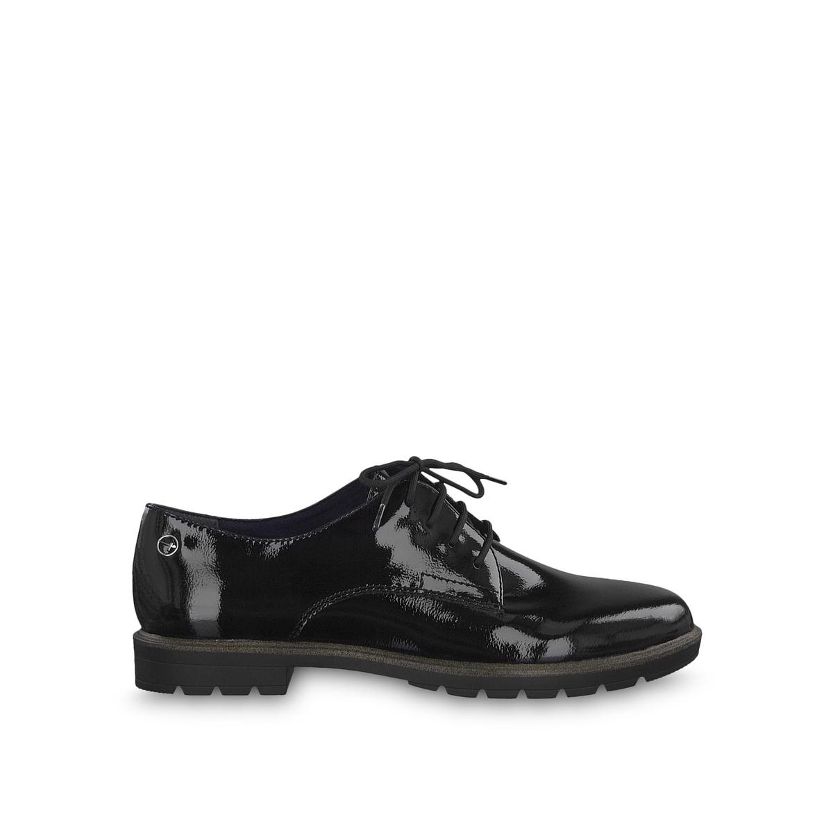 цена на Ботинки-дерби La Redoute Crissy 39 черный