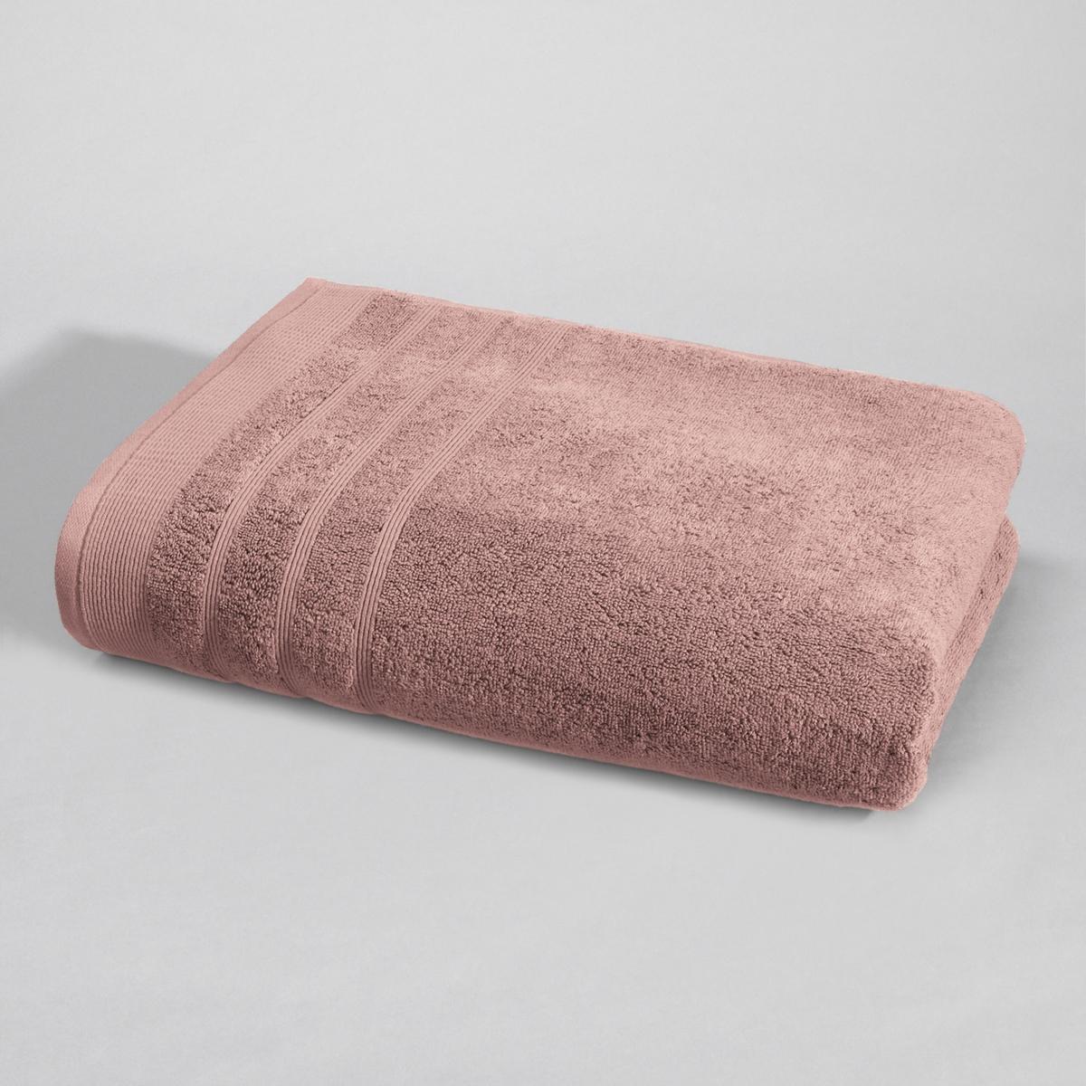 Полотенце La Redoute Банное гм Качество Best 70 x 140 см розовый полотенце банное karna ottoman 70 140 см фиолетовый