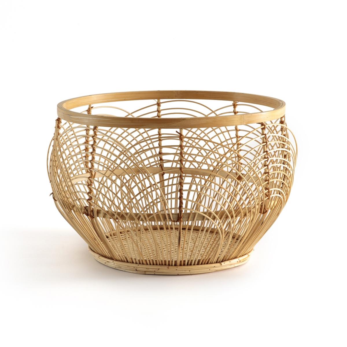 Корзина из ажурного бамбука Chari