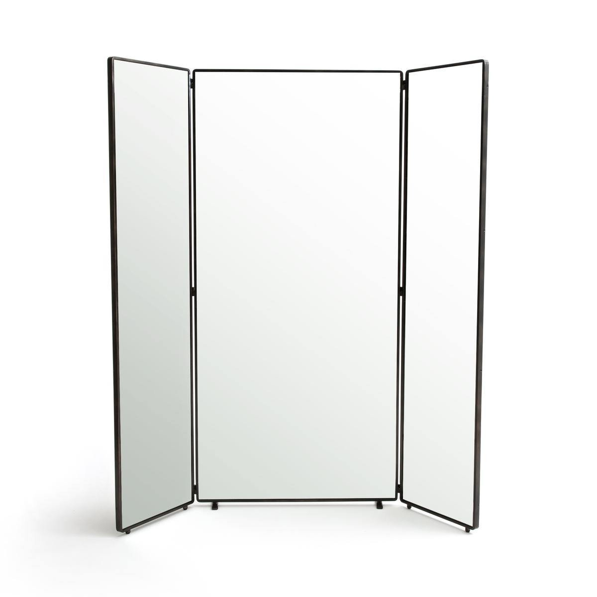 Зеркало-трюмо La Redoute Barbier XL единый размер серый зеркало la redoute прямоугольное д x в см barbier единый размер другие