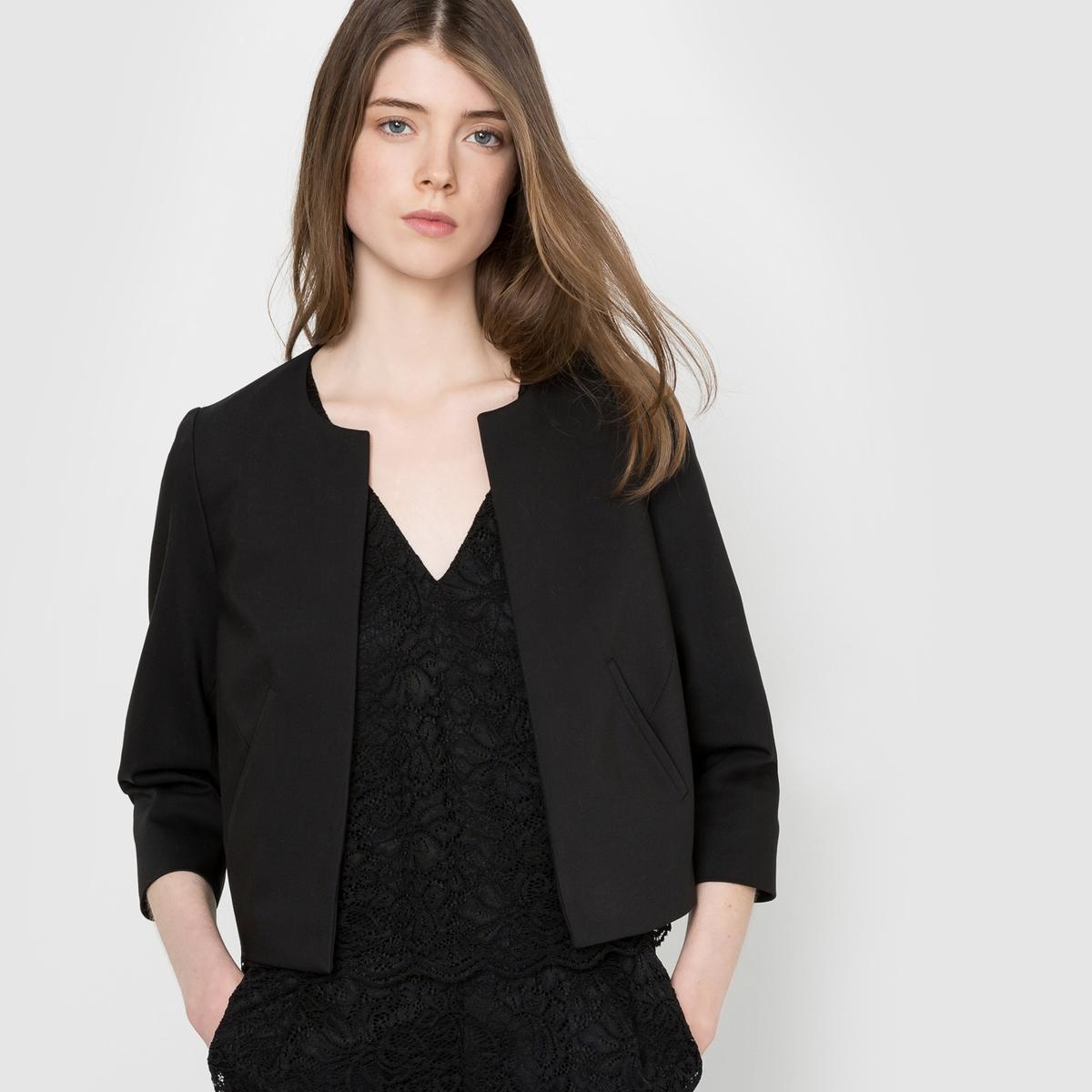 Жакет костюмный пиджак костюмный из льна