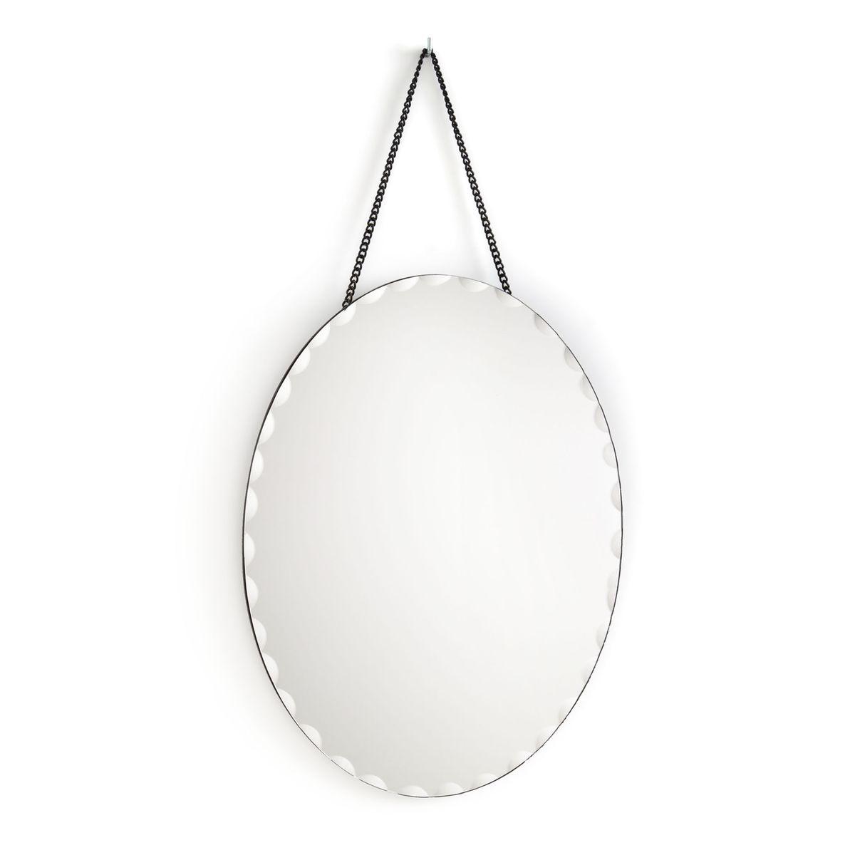 Miroir biseauté à suspendre, Tikka