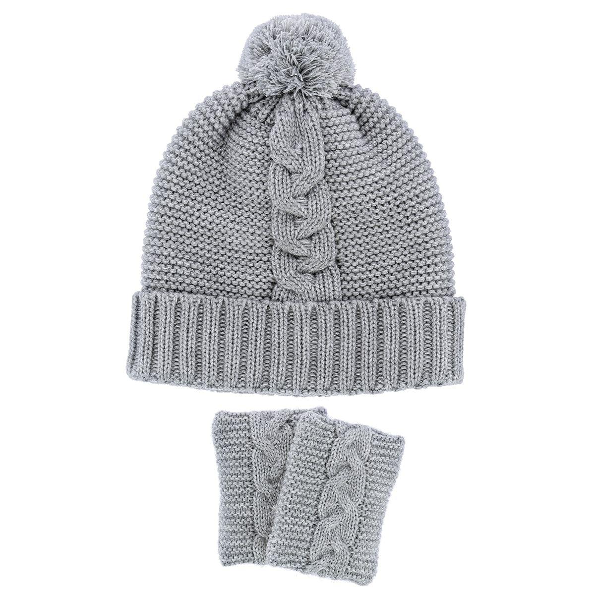Coffret bonnet et 2 chaufferettes mains
