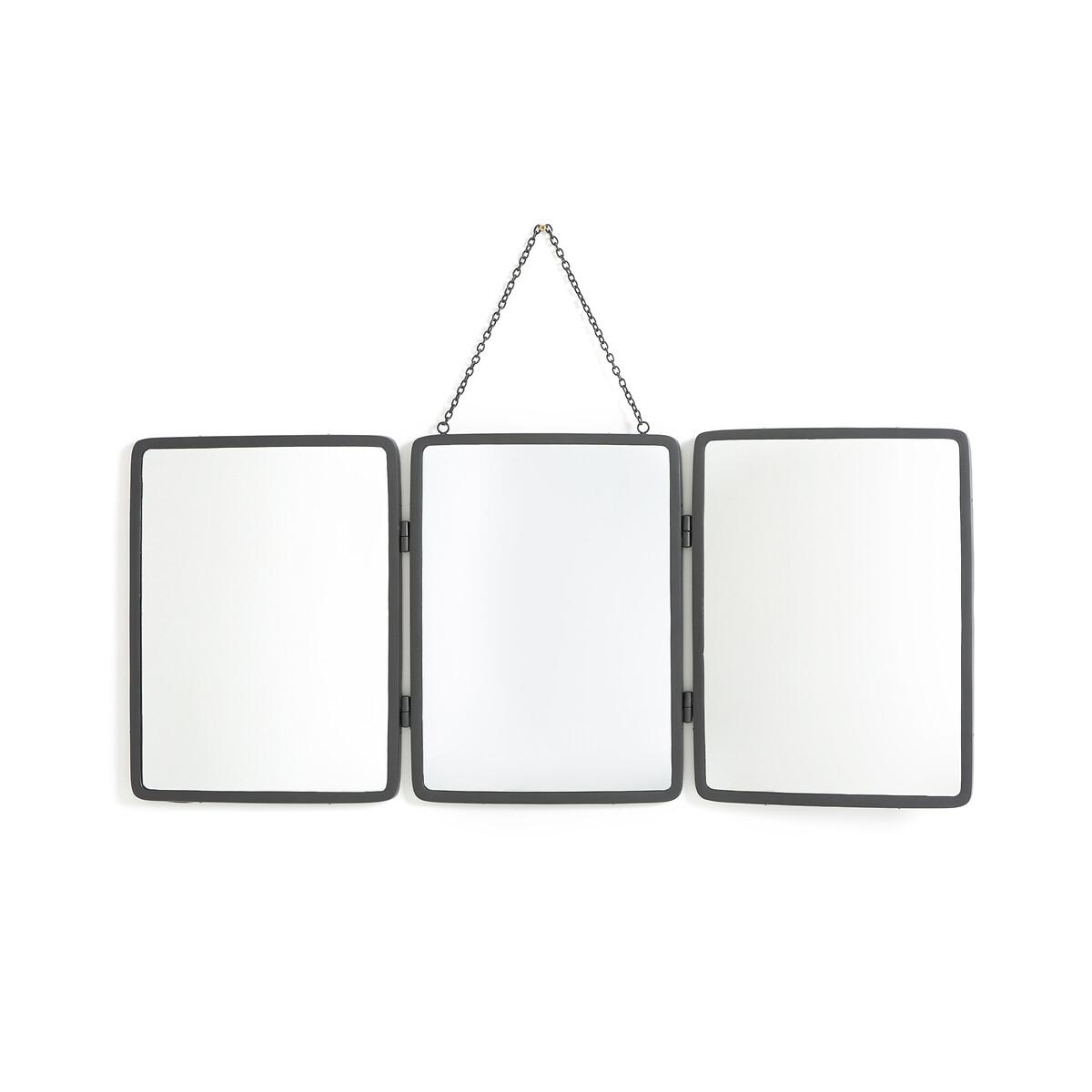 Зеркало La Redoute Большая модель Д1125 x В5125 см Barbier единый размер серый зеркало la redoute маленькая модель д x в см barbier единый размер другие