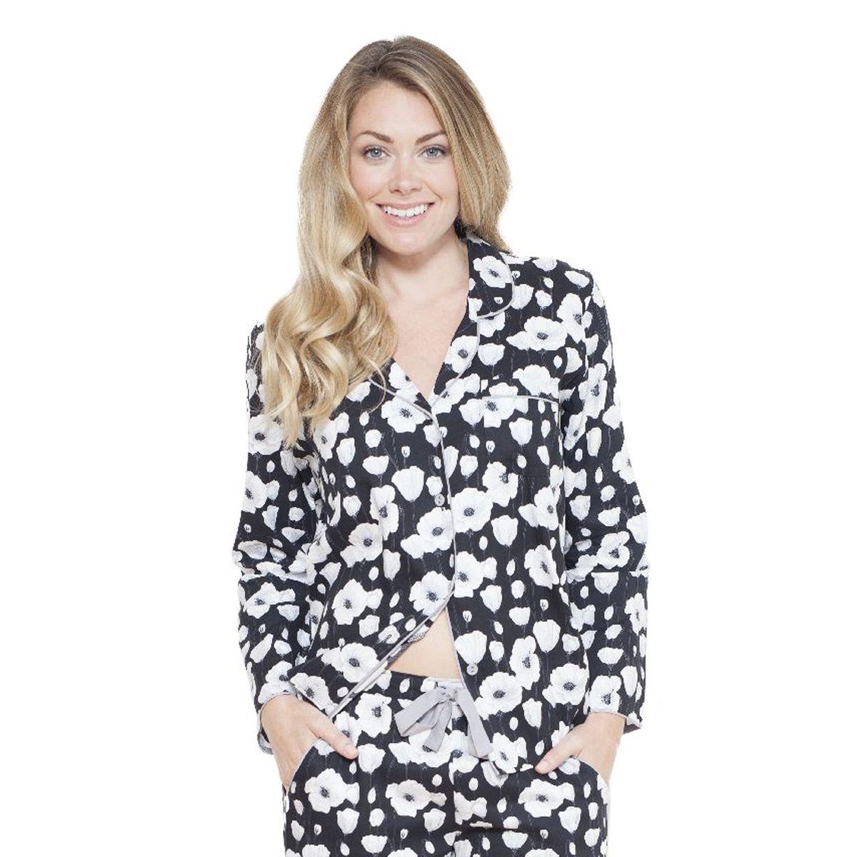 Haut de Pyjama Imprimé Floral LUNA
