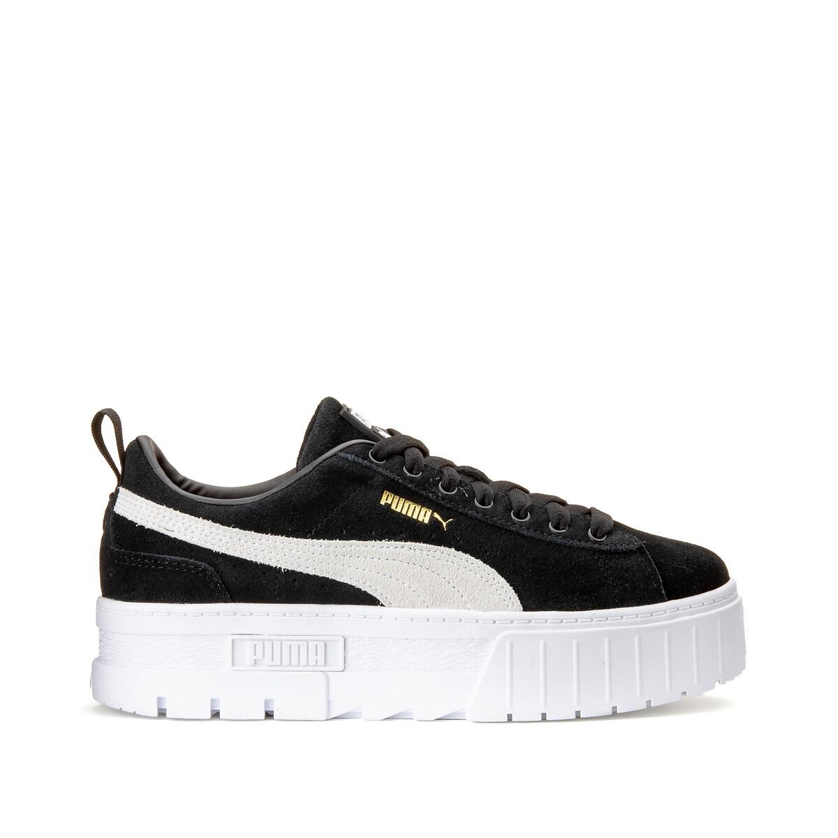 Puma Mayze sneakers zwart/wit online kopen