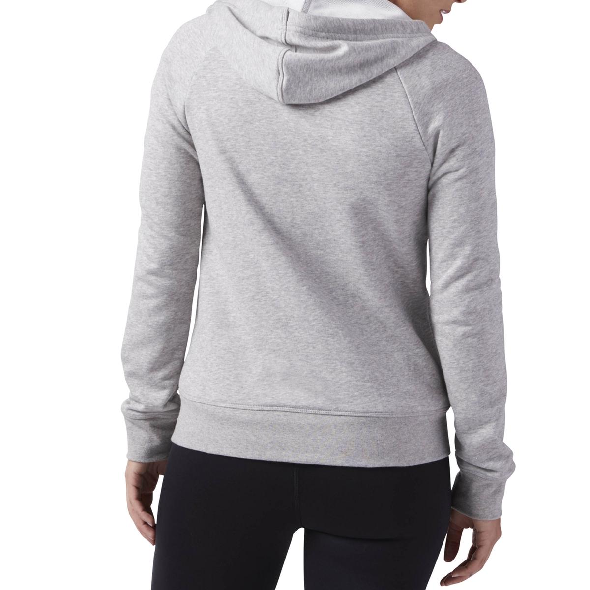 Imagen secundaria de producto de Sudadera con capucha y logotipo en el bolsillo - Reebok
