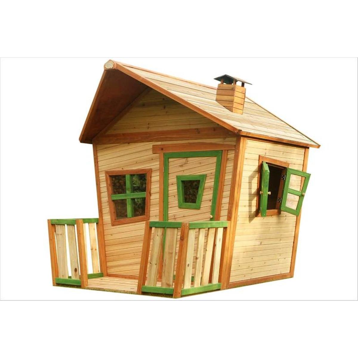 Cabane en bois pour enfant Jesse