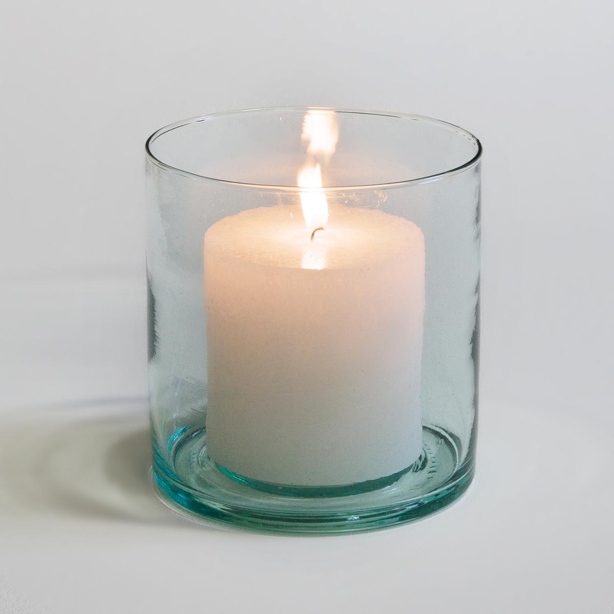 Lanterna artigianale vetro soffiato Gimani