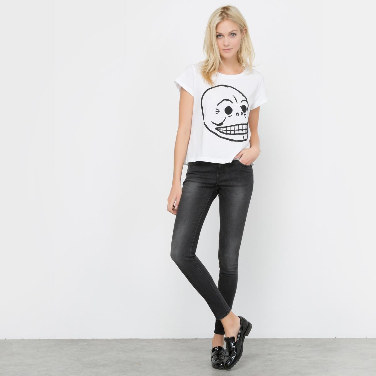 Джинсы скинни Mid Snap Hot Black джинсы cheap monday cheap monday ch839ewwwj49