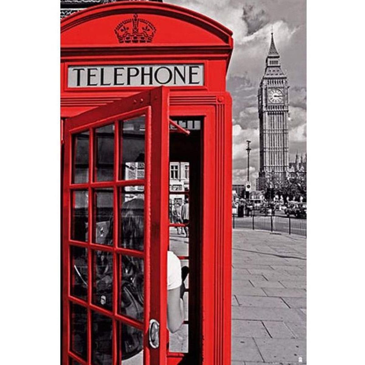 Affiche UK Téléphone