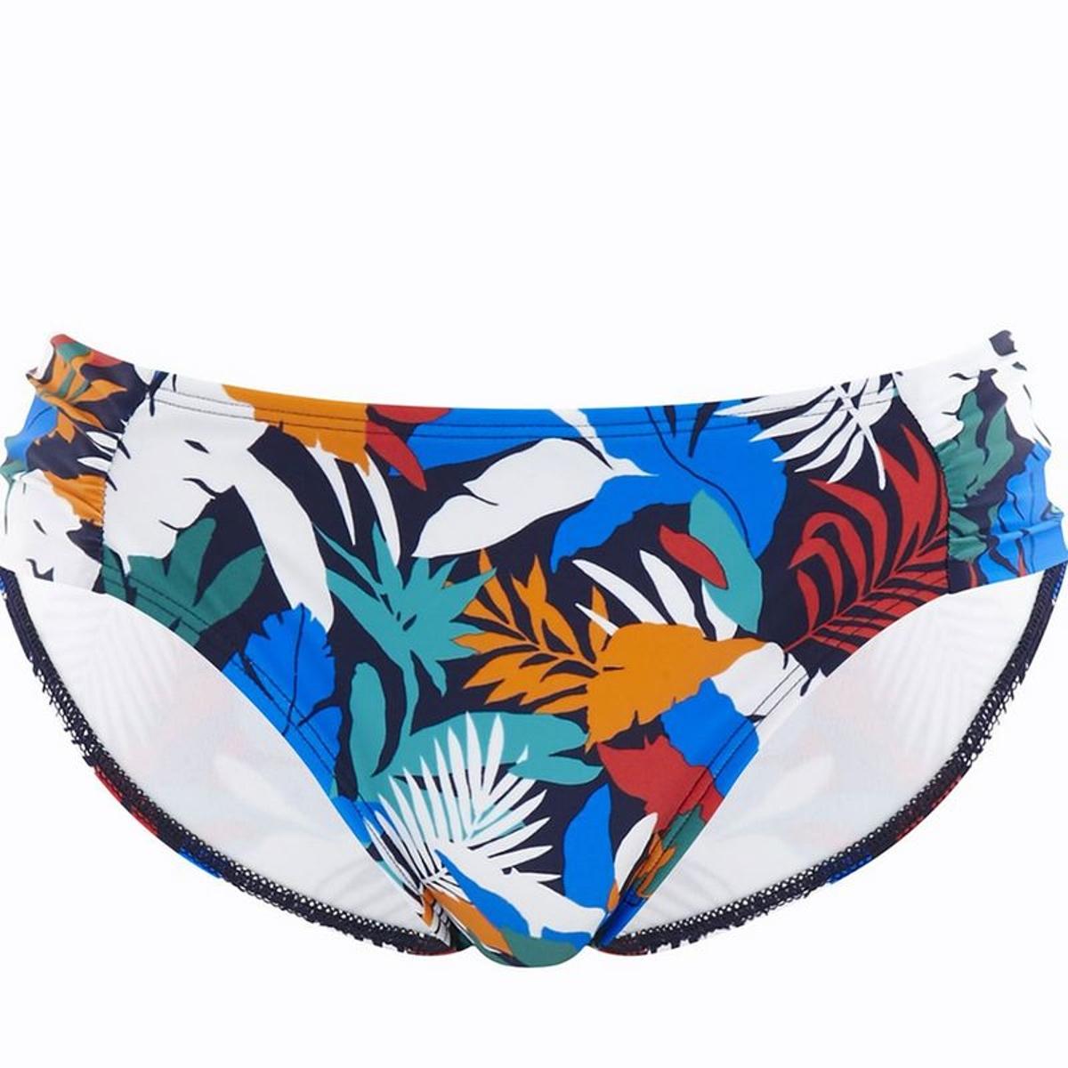 Slip de bain Cleo by Panache ISLA tropical XS