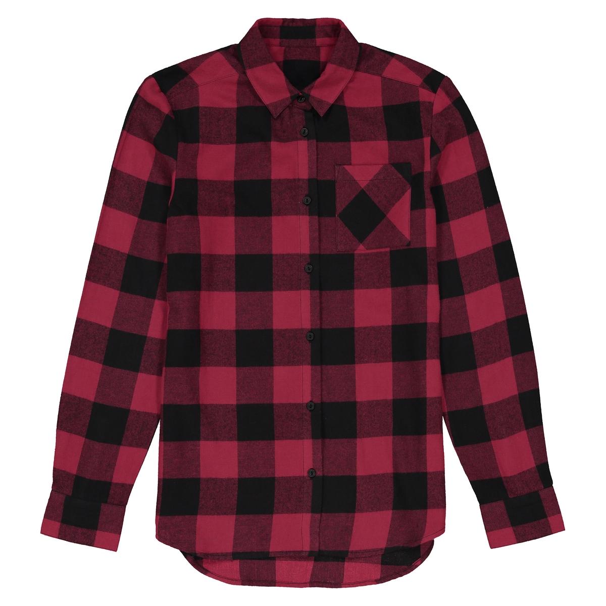 Рубашка в клетку 10-16 лет рубашка в клетку rip curl faded check shirt indian teal