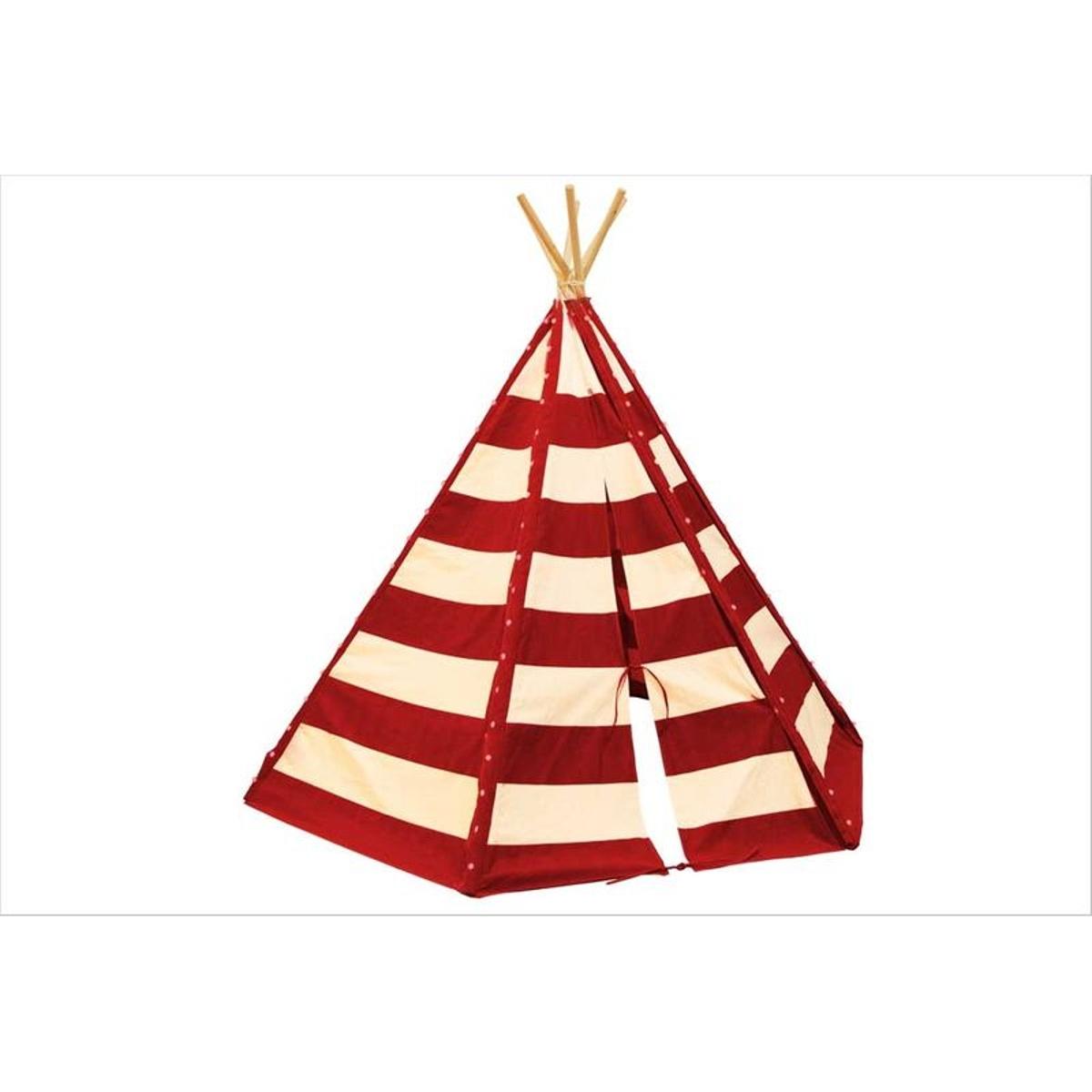 Tipi Lumo - Led rouge et blanc Sunny