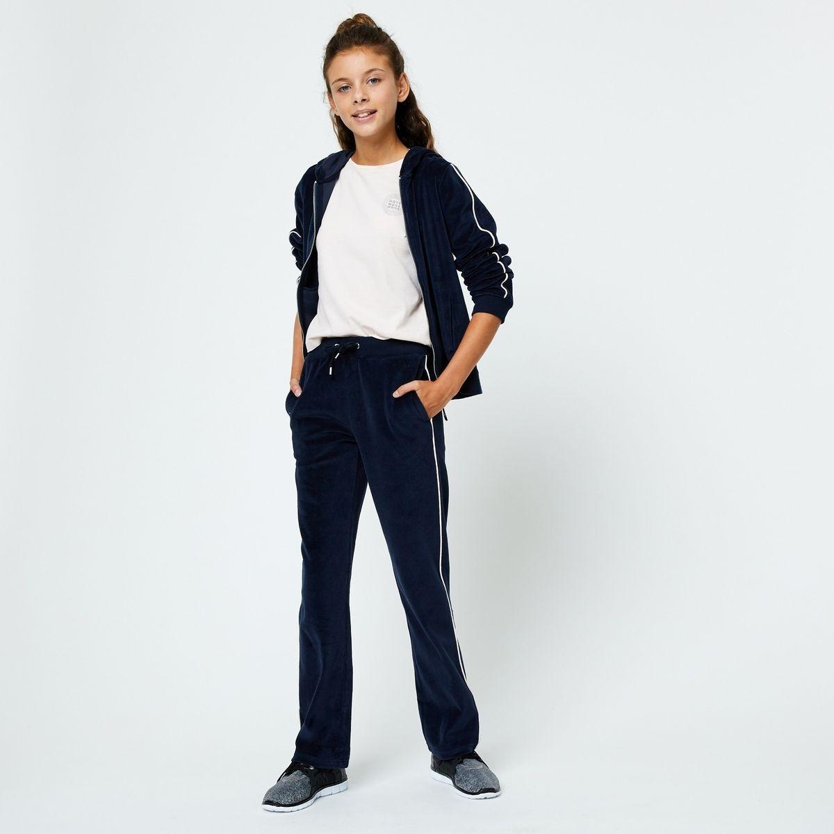 Pantalon velours - Monoprix Fit