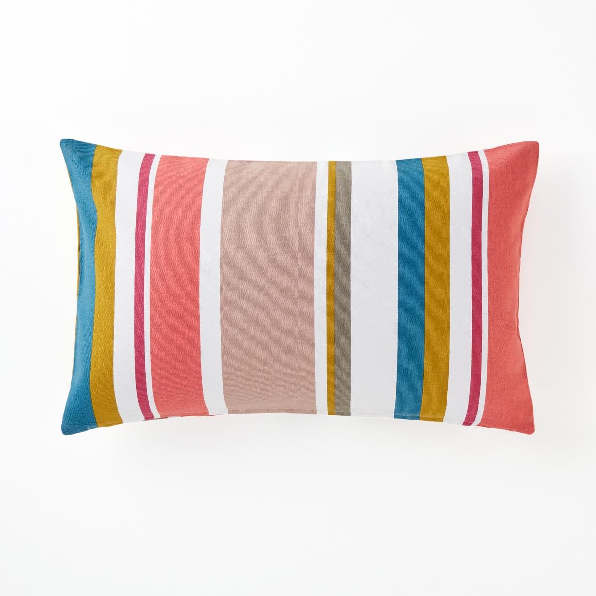 Наволочка на подушку-валик в полоску, Gaillac