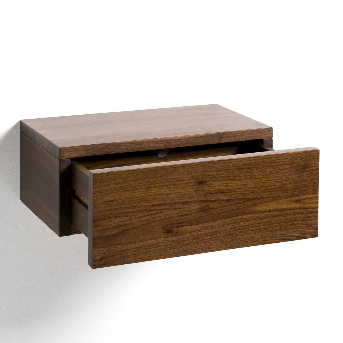 Тумба-ящик из массива орехового дерева, VesperТумба-ящик Vesper . Эту тумбу-ящик можно повесить на стену, одну или несколько, по желанию.Характеристики : - Из массива орехового дерева, покрытие полиуретановым лакомРазмеры : - Шир. 40 x Выс. 15 x Гл. 25 см.<br><br>Цвет: ореховый<br>Размер: единый размер