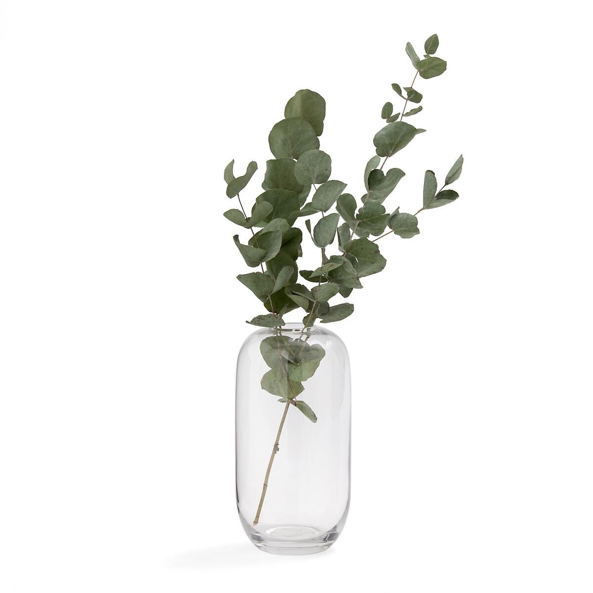 Ваза LaRedoute Из стекла В24 см Tamagni единый размер другие ваза la redoute из стекла с обсыпкой выс см callipe единый размер серый