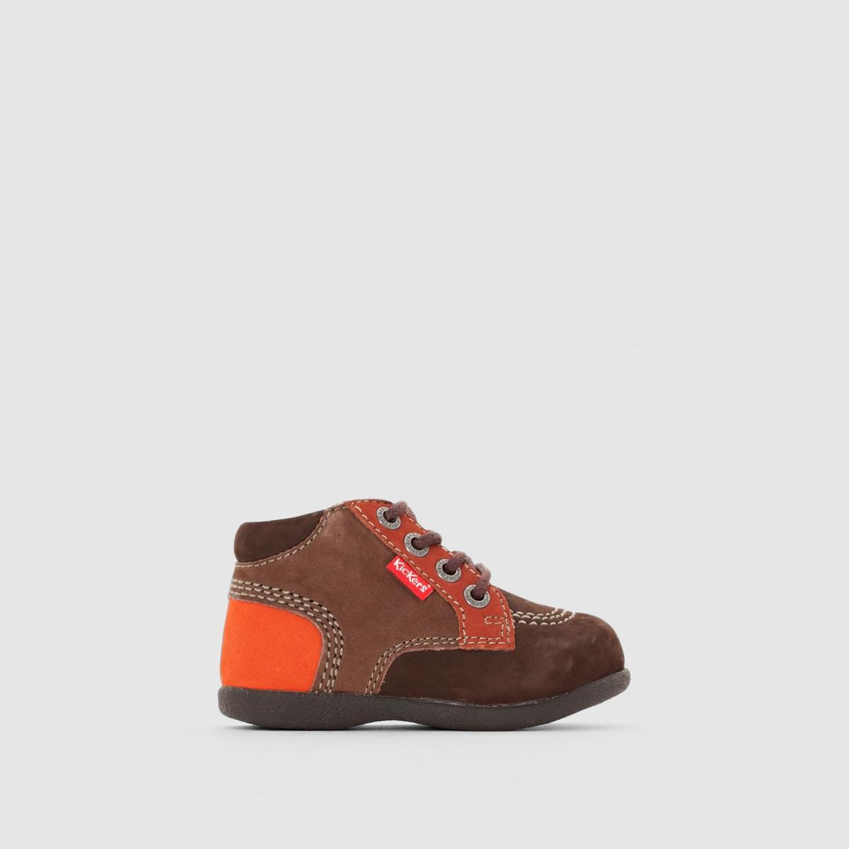 Ботинки Nubuck Babystan