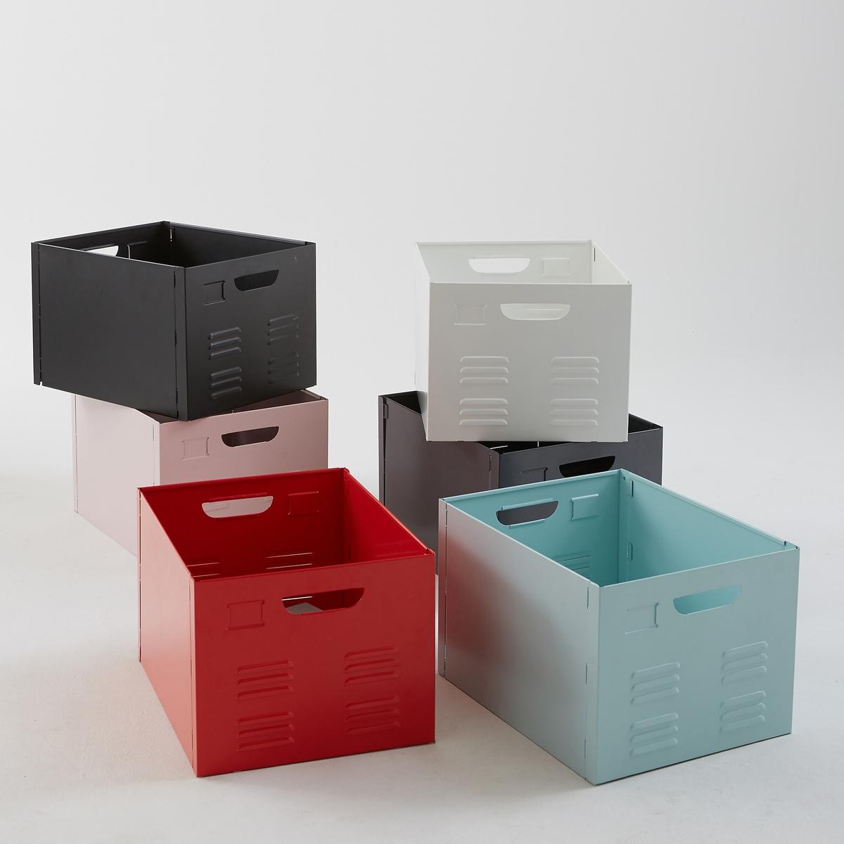 Ящик металлический, HIBA edo косметика ящик для хранения ящик для хранения пластиковых шкафов для хранения ящик для хранения тетрадей th1158 blue