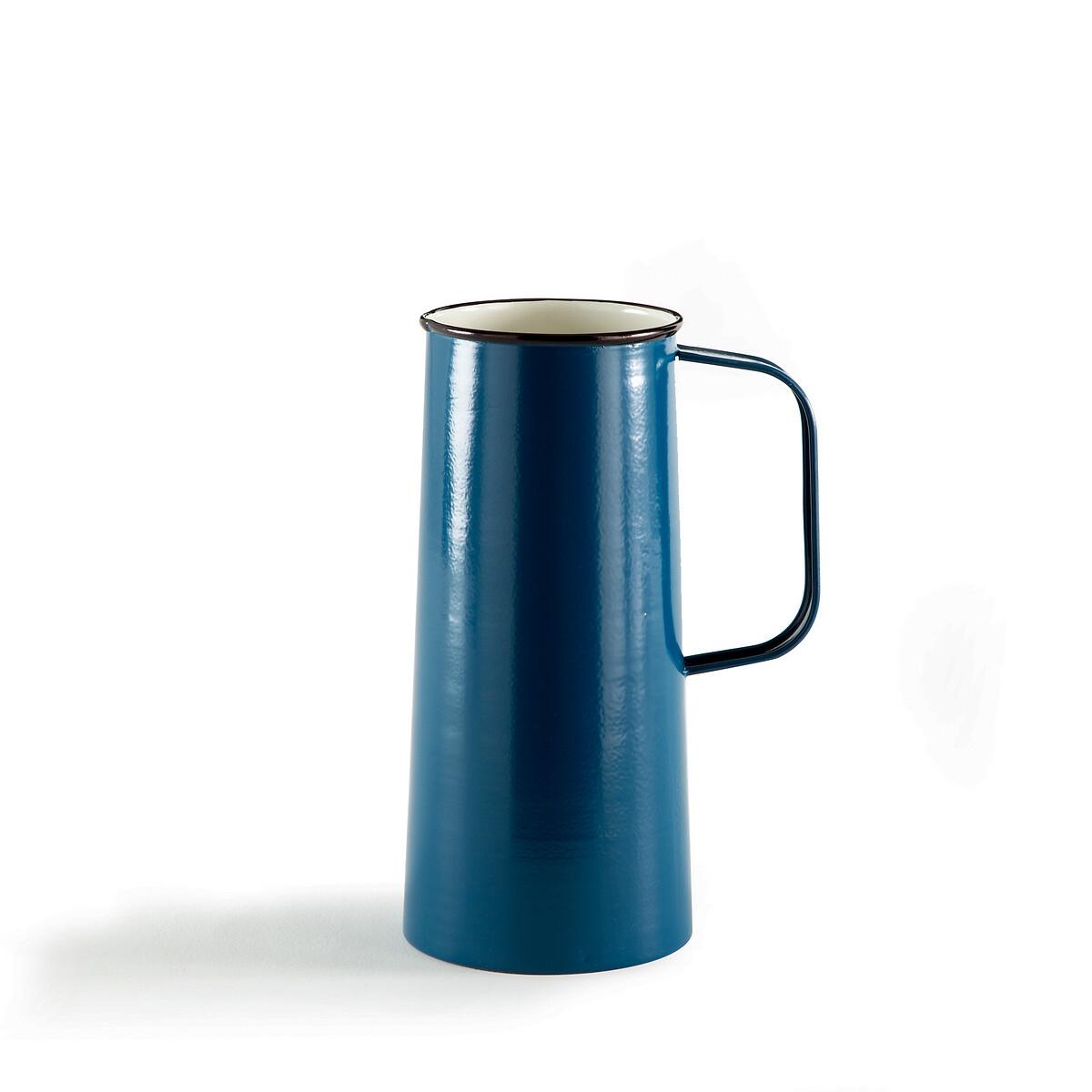 Графин LaRedoute Из металла Octave единый размер синий