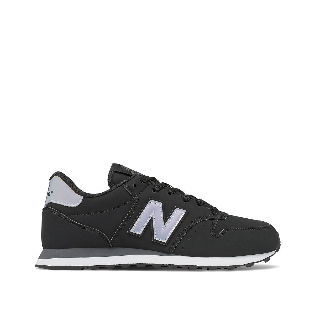 New Balance 500 sneakers zwart/zilver metallic online kopen