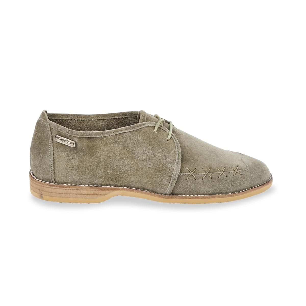 Ботинки-дерби из невыделанной кожи Origin от La Redoute