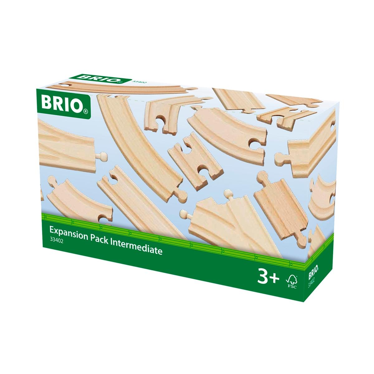 An image of Brio 16 Rail Intermediate Expansion Kit