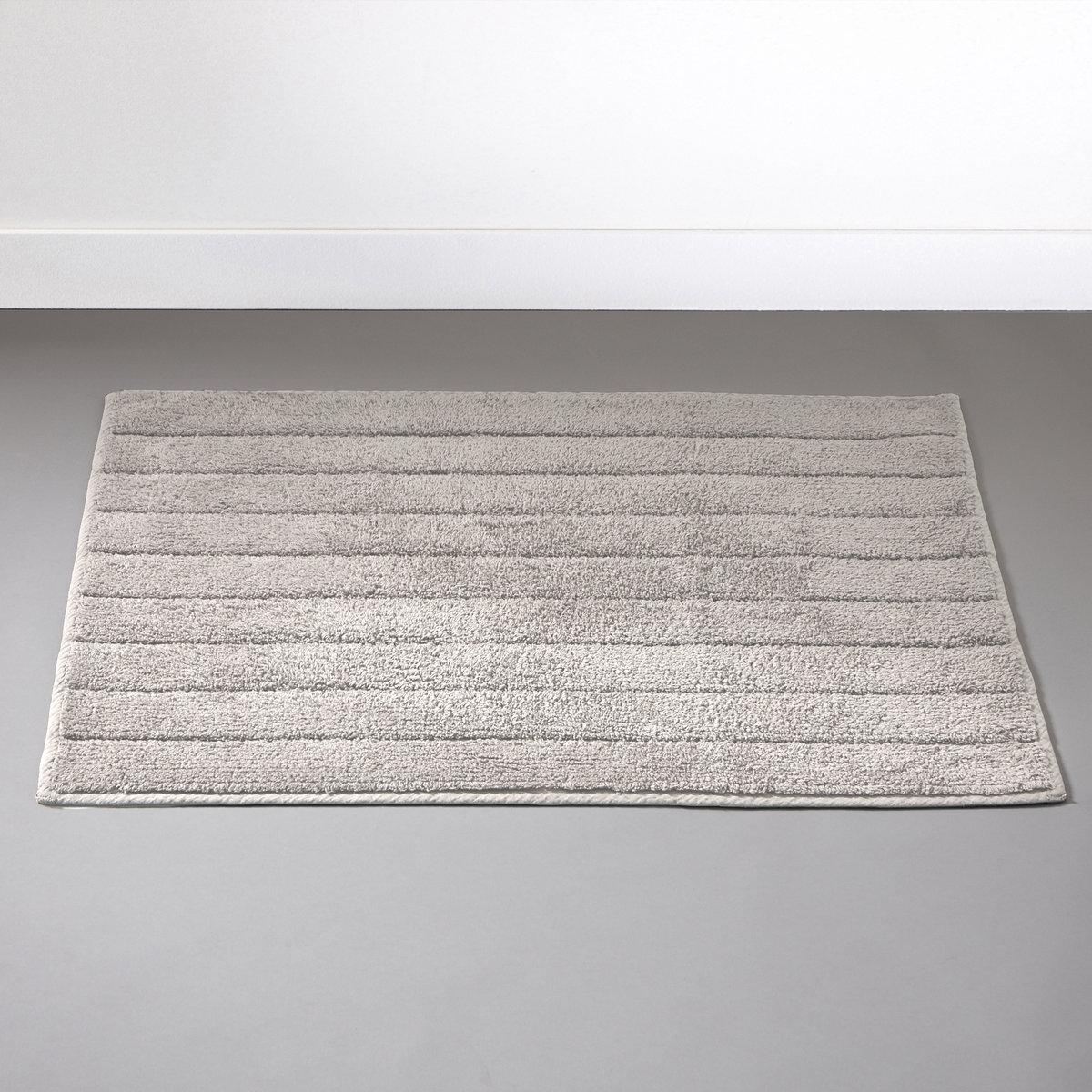 Коврик из махровой ткани, КАЧЕСТВО BESTКоврик из махровой ткани, КАЧЕСТВО BEST. 100% хлопка, 1300 г/м?, ультрамягкий и невероятно впитывающий. Стирка при 60°. Рельефные полоски. Обратная сторона с покрытием против скольжения.<br><br>Цвет: бежевый,белый,гранатовый,зелено-синий,зеленый мох,розовая пудра,светло-синий,Серо-синий,синий морской,темно-серый,фиолетовый<br>Размер: 50 x 70  см.60x100 cm.40x50 cm.60x100 cm