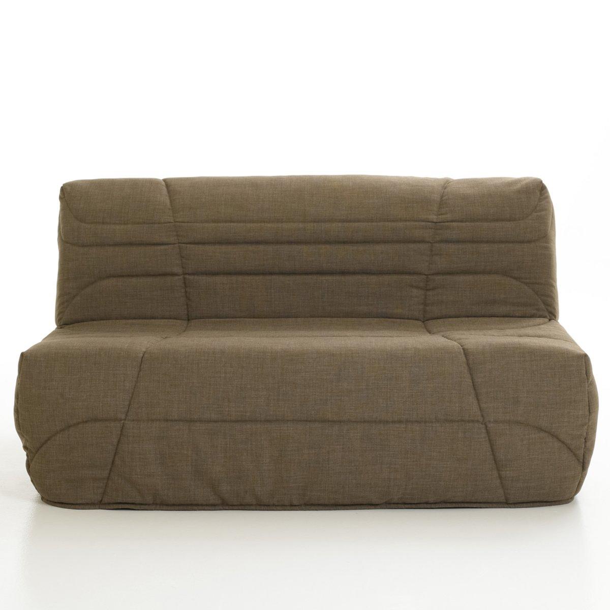 Чехол для дивана-книжки, толщина 14 см, усовершенствованная модельЧехол для дивана-книжки, усовершенствованная модель. - Практичный, позволит сменить декор и продлить срок службы вашего дивана-книжки ! Сделано в Европе. Размеры :3 варианта ширины :Ширина 90 см, толщина 14 смШирина 140 см, толщина 14 смШирина 160 см, толщина 14 смОписание :- Практичный, позволит сменить декор и продлить срок службы вашего дивана-книжки!- Стеганый чехол с наполнителем из полиэстера, плотность. 250 г/м3Застежка на молнию- Поставляется в комплекте с 2 чехлами на подушку-валик (кроме модели 90 см)Обивка :- Однотонная расцветка : 100% хлопок, пропитка от пятен (250 г/м?)- Расцветка с рисунком : 50% хлопка, 50% полиэстера- Меланжевая расцветка : 100% полиэстер- Предоставляем бесплатные образцы материала : Введите примеры дивана-книжки в поисковой системе на сайте laredoute.ru.Другие модели коллекции диванов-книжки вы можете найти на сайте laredoute.ru<br><br>Цвет: антрацит,светло-серый,серо-каштановый меланж,сине-зеленый<br>Размер: 90 x 190  см.140 x 190  см