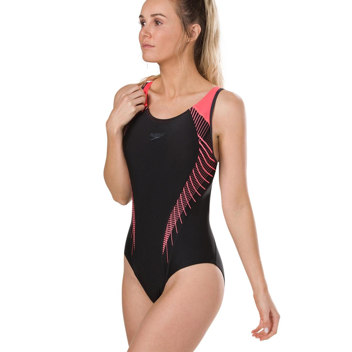 Imagen principal de producto de Bañador para piscina Fit Laneback - Speedo