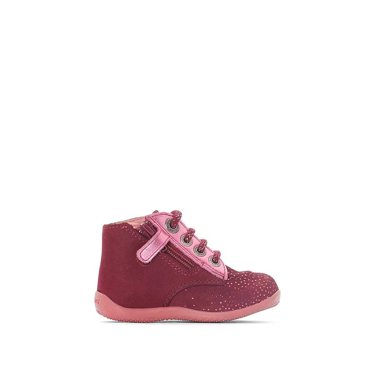 Ботинки кожаные BHOU