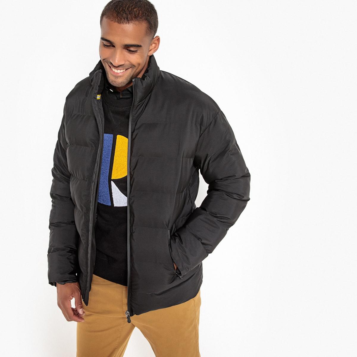 Куртка непромокаемая свободного покроя с воротником-стойкой La Redoute Collections