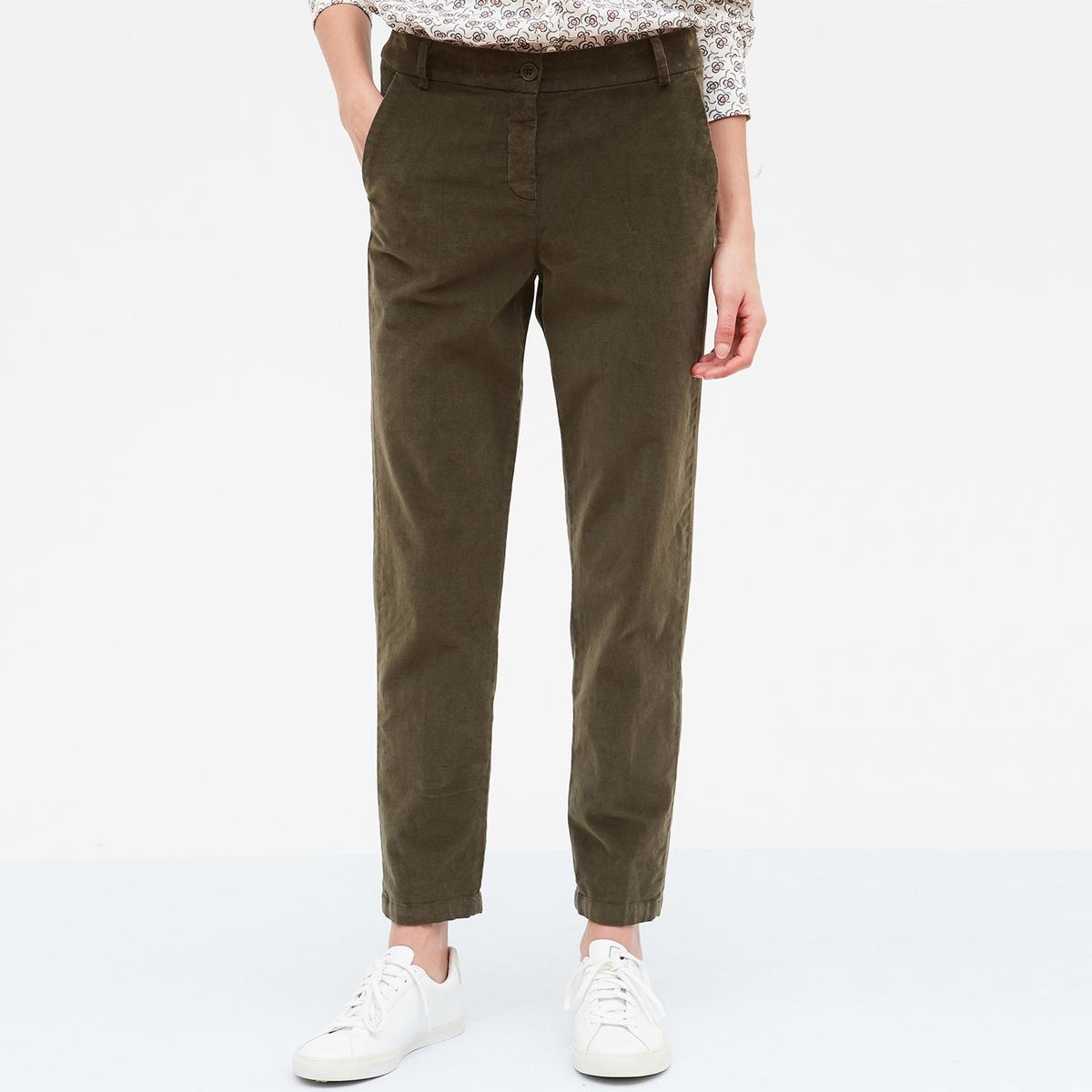 Брюки прямые прямые брюки с застежкой на молнию cristina effe прямые брюки с застежкой на молнию