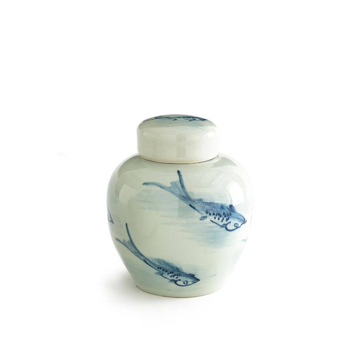 Кувшин La Redoute Из керамики Sakiro единый размер бежевый кувшин la redoute из керамики sanna единый размер каштановый