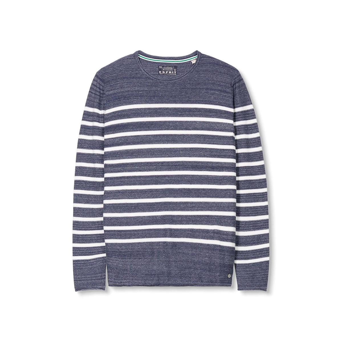 ESPRIT Пуловер в полоску